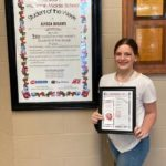 WES, WMS students of week recognized