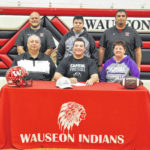 Hunter Nofziger signs with Capital University