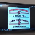 Wauseon Board shown design for proposed football stadium naming