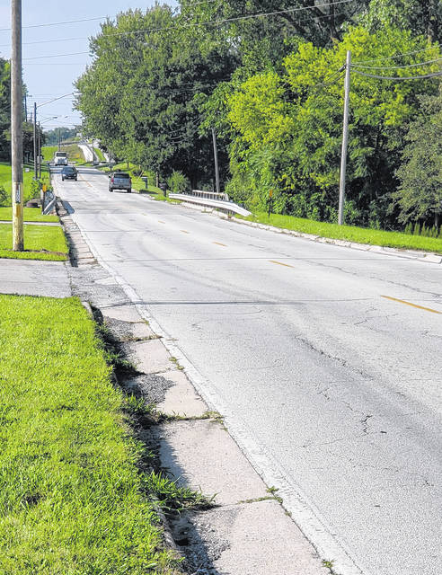 The Village of Swanton will seek funding for Hallett Avenue improvements, including widening of the bridge over AI Creek to allow for safe pedestrian crossing.