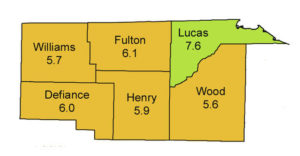 Unemployment rate jumps in Fulton County