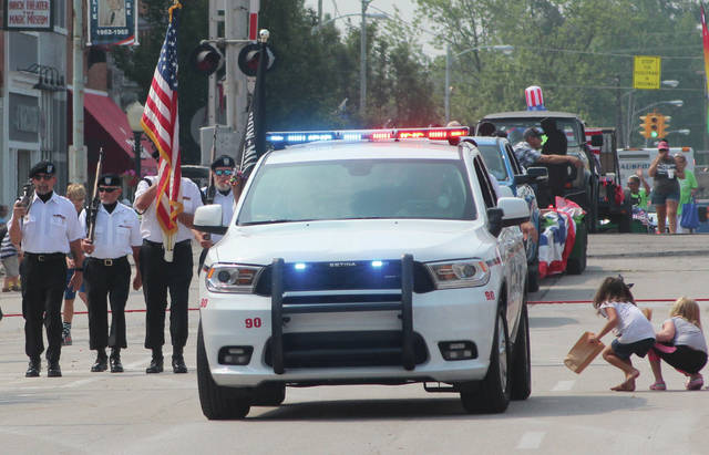 The Wauseon Homecoming begins Saturday morning with Police Chief Kevin Chittenden leading the way.
