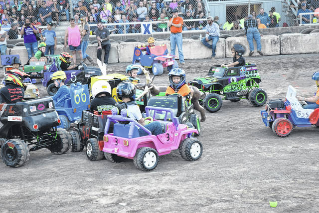 A Power Wheel Derby is slated for Thursday, Sept. 9 at the Fulton County Fair.