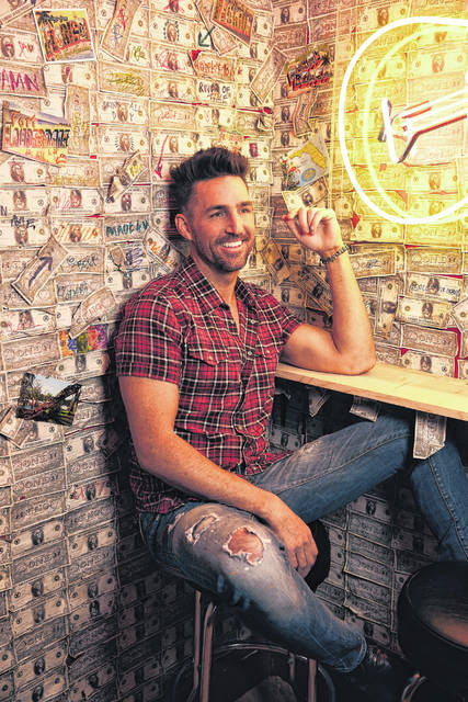 Jake Owen will perform Sunday at the Fulton County Fair.