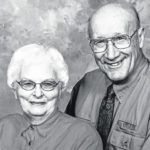 Figys celebrating 72 years of marriage