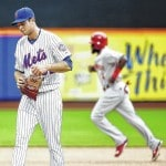 Mets pitcher gets three hits,four RBIs in win over Reds