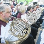 Civic band opens season Friday