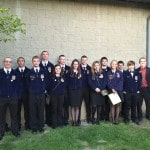 Houston FFA members receive honors at State FFA Convention