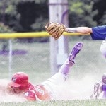 Post 217 splits with Fostoria