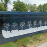 Jackson Center students win ODOT's Paint the Plow Contest
