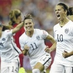 U.S. reaches World Cup finals