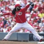 Did fans give Cueto final sendoff?