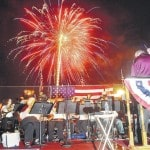 Where to see fireworks this July Fourth