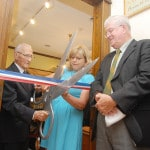 Barbara E. Adams Genealogical Research Center opens