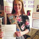 Purdy receives Girl Scout Gold Award