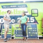 Green Rush Bus Tour comes to Sidney