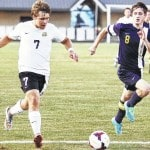 Goal drought ends, Jackets roll