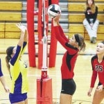 Lady Cavs win over Loramie