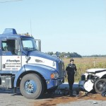 Botkins Police chief injured in accident