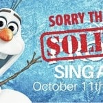 It will be a full house for 'Frozen' at the Historic Sidney Theatre