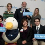 A family, a nurse and optimism honored for fighting childhood cancer