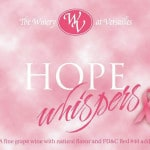 Winery at Versailles raises money, awareness for breast cancer