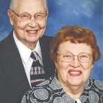 Meyers celebrate 65th wedding anniversary
