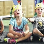 Monster Hats at Emerson Elementary