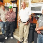 Starting Farmers 4-H Club advisor Marvin Ditmer recognized