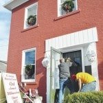 Wilderness Trail Museum gets a fresh coat of paint in time for the Williamsburg Dinner