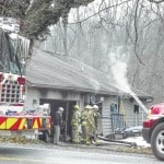 Fire claims man's life