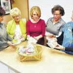POWER appropriates funds to the Women's Center in Sidney