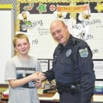 Sidney boy honored for running to accident, calling 911