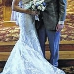 Hubbard, Frilling share vows