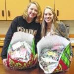 Jackson Center seventh-graders to supply smiles for Valentine's Day