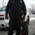 'Fox' first K-9 graduate from new OSHP dog training program