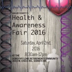 Shelby County's Health & Awareness Fair 2016