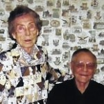 Couple marks 70 years