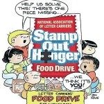 'Stamp Out Hunger'