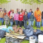Groups team up to clean up Jackson Center