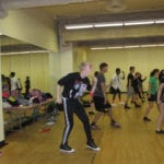 Local teens learn from 'Lion King' cast