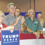 Trump at Clinton County rally: America first