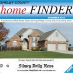 Shelby County Homefinder: December 2016