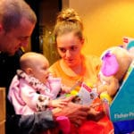 PFD delivers Christmas cheer