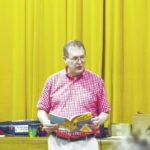 Poet comes to Whittier