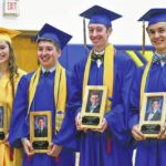 Lehman seniors honored at annual awards assembly