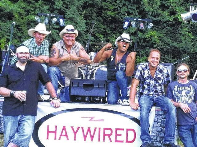 Haywired will be performing Saturday, June 24, at 8 p.m. during the Houston Community Classic festival.