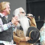 Country Concert honors founder on opening day