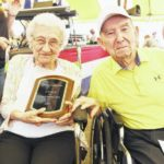 Seniors enjoy day at fair