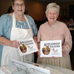 Gardeners learn about Johnny Appleseed
